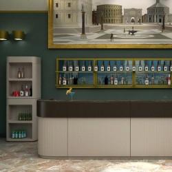Bar lumineux Art Déco - lemobilierlumineux.com