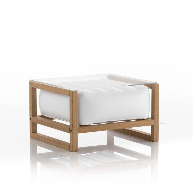 Table Basse Gonflable - YOKO WOOD - MOJOW