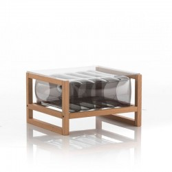 Table Basse Gonflable - YOKO WOOD - MOJOW