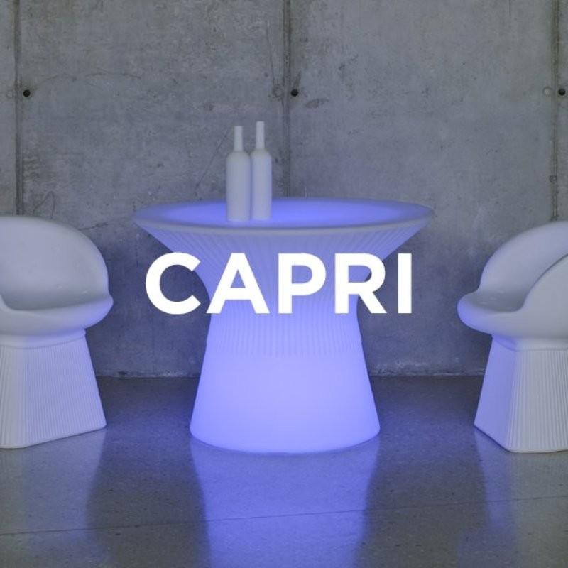 Table lumineuse - CAPRI - Newgarden