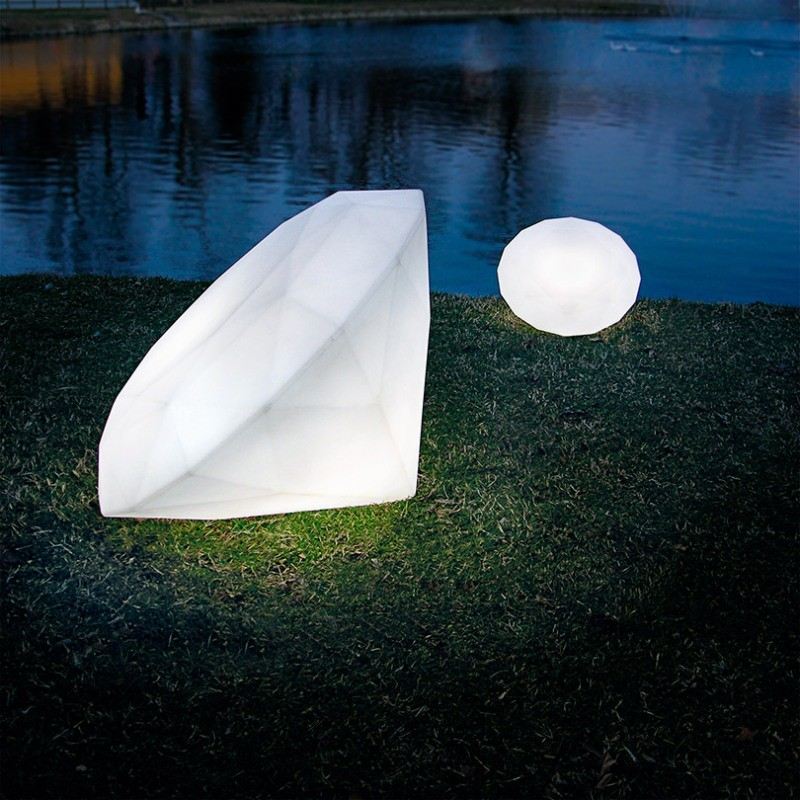 Diamant lumineux - BIJOUX - SLIDE