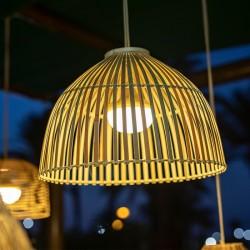 Suspension extérieure LED intégrée - REONA - Newgarden
