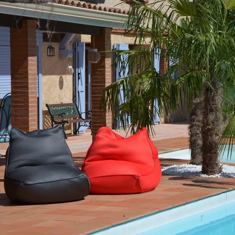 Fauteuil Lounge extérieur - SHELTO
