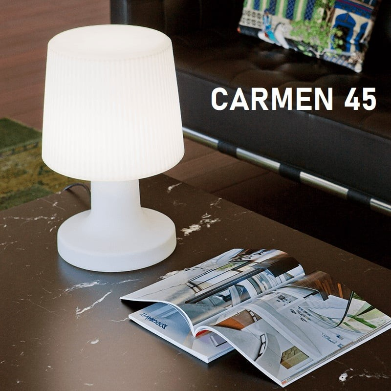 Lampe de table LED - CARMEN 45 - Newgarden