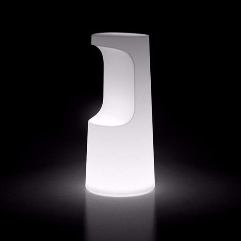 Tabouret de bar lumineux - FURA - PLUST