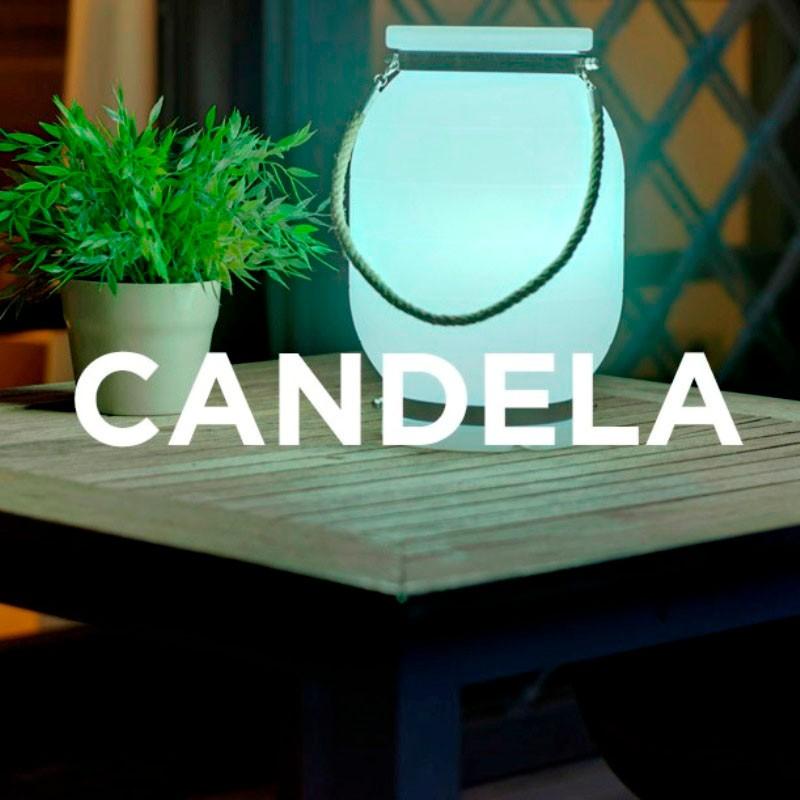 Lampe à poser ou à suspendre - CANDELA - Newgarden