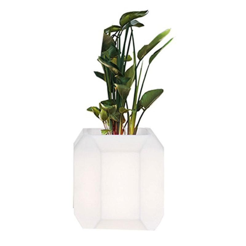 Pot de fleur lumineux - GEM POT S - myyour
