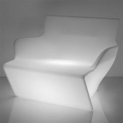 Fauteuil lumineux - KAMI SAN - SLIDE