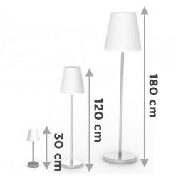Lampe de table d'intérieur et d'extérieur - LOLA slim 30 - Newgarden