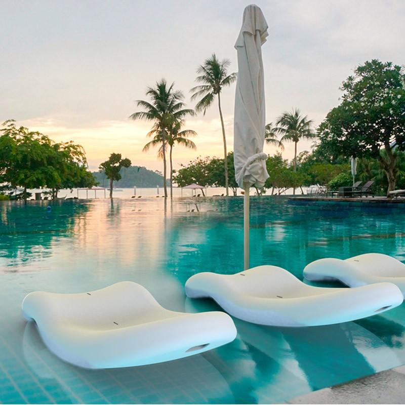 Bain de soleil design moderne - RASA - Newgarden