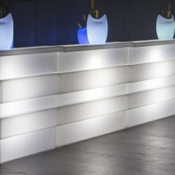 Bar Lumineux LED - Tétris - lemobilierlumineux