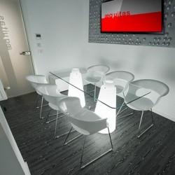 Table lumineuse - PEAK - SLIDE
