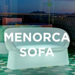 Canapé lumineux - MERNORCA SOFA - Newgarden