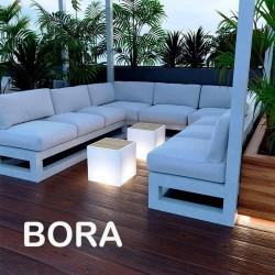 Table basse lumineuse - ROBA - Newgarden