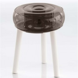 Tabouret gonflable pieds blanc - Floofy - Mojow