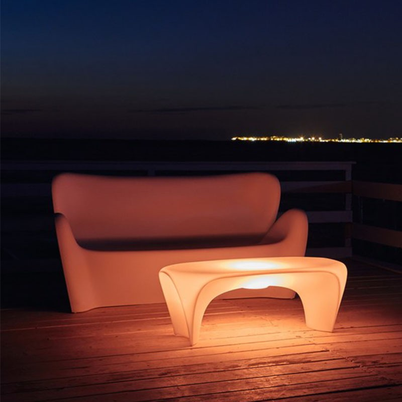 Table basse lumineuse - LILY - myyoour