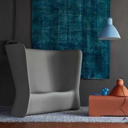 Canapé gris d'extérieur ou d'intérieur - NOVA - myyour