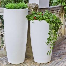 Pot de fleur lumineux - BAMBU 70 & 90 - Newgarden