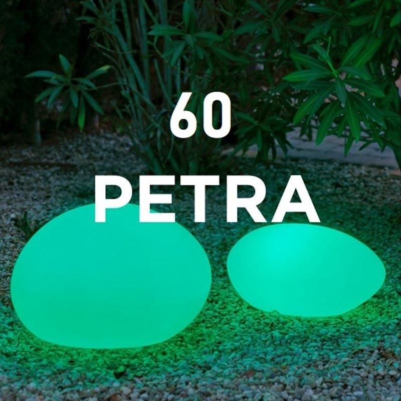 Galet Lumineux - PETRA 60 - Newgarden