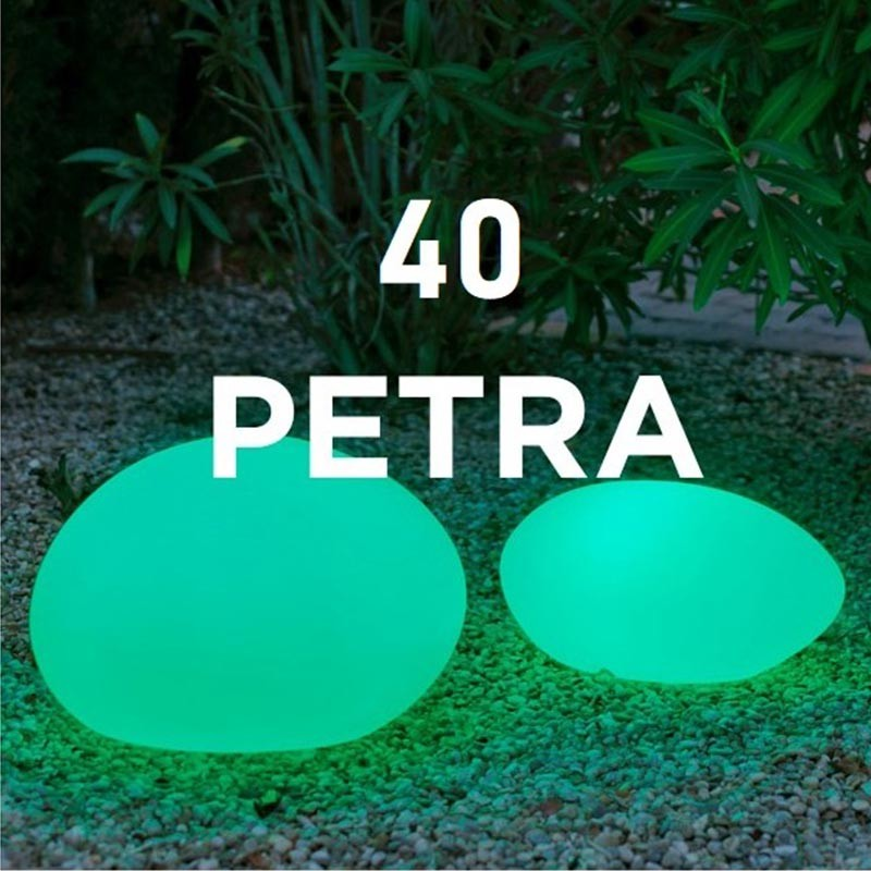 Galet Lumineux - PETRA 40 - Newgarden