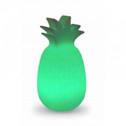 Ananas samba lumineux rgbw - vert