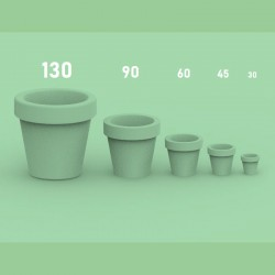 Pot de fleur - MAGNOLIA 30 - Newgarden