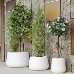 Pot de fleur lumineux -CAMELIA 40 - Newgarden
