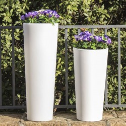 Pot de fleur lumineux - FICUS 60 - Newgarden