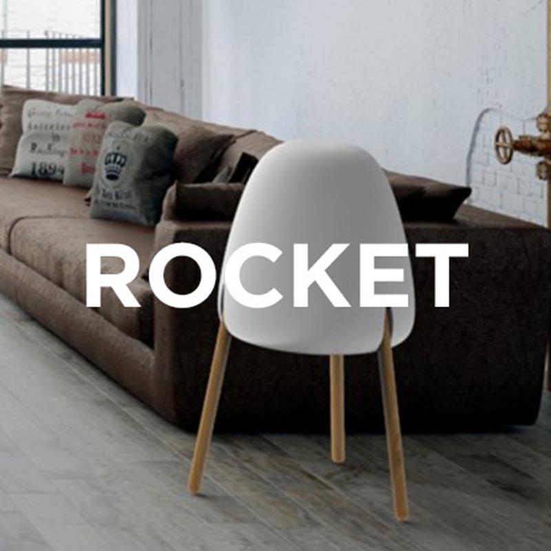 Lampe sur pieds - ROCKET - Newgarden