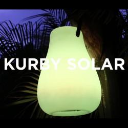 Baladeuse LED solaire - KURBY SOLAR - Newgarden