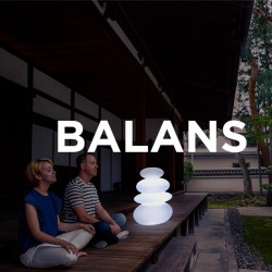 Galets extérieurs lumineux - BALANS - Newgarden