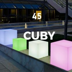 Cube Lumineux - CUBY 45 - Newgarden