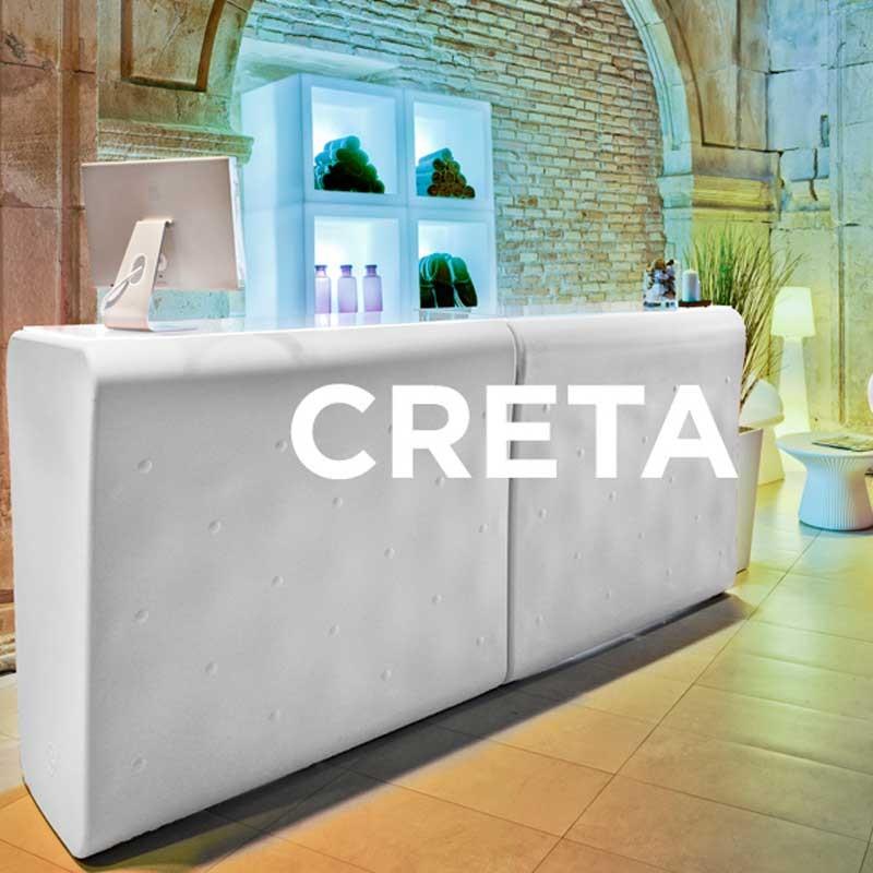 Bar lumineux - CRETA 120 - Newgarden