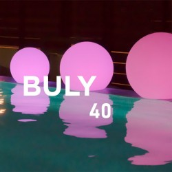Boule lumineuse flottante - BULY 40 - Newgarden