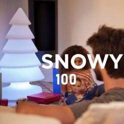 Arbre lumineux - SNOWY 100 - Newgarden