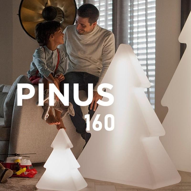 Sapin lumineux LED - PINUS 160 - Newgarden