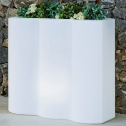 Pot de Fleurs Lumineux - PALMERA - Newgarden