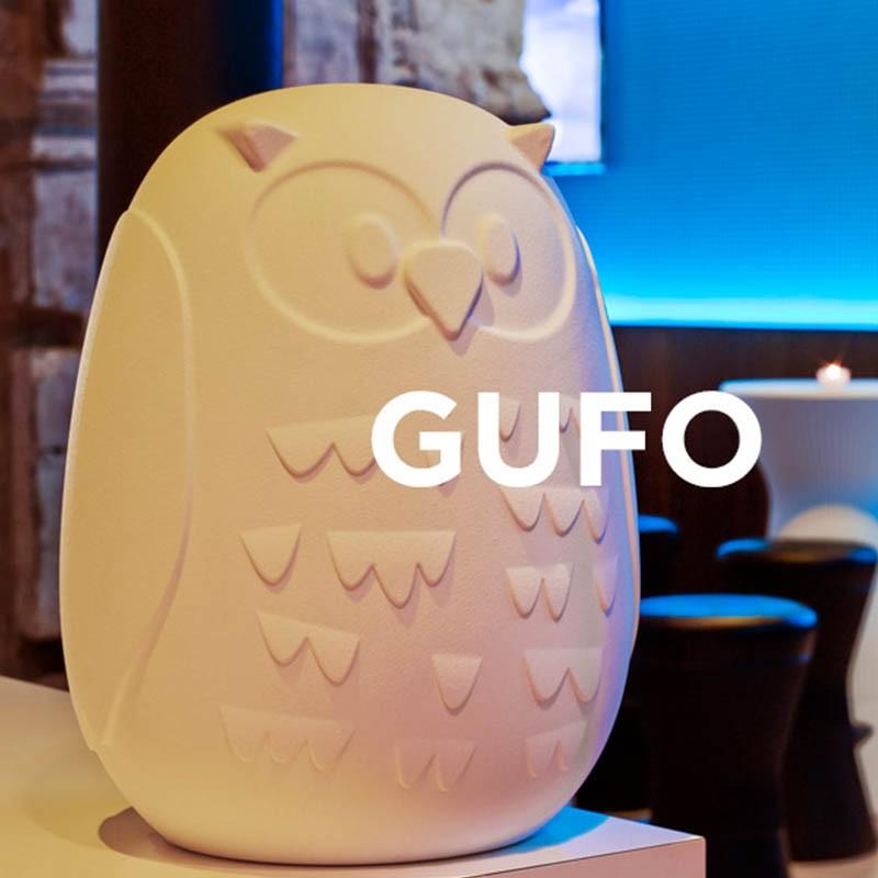 Chouette le luminaire LED - GUFO - Newgarden