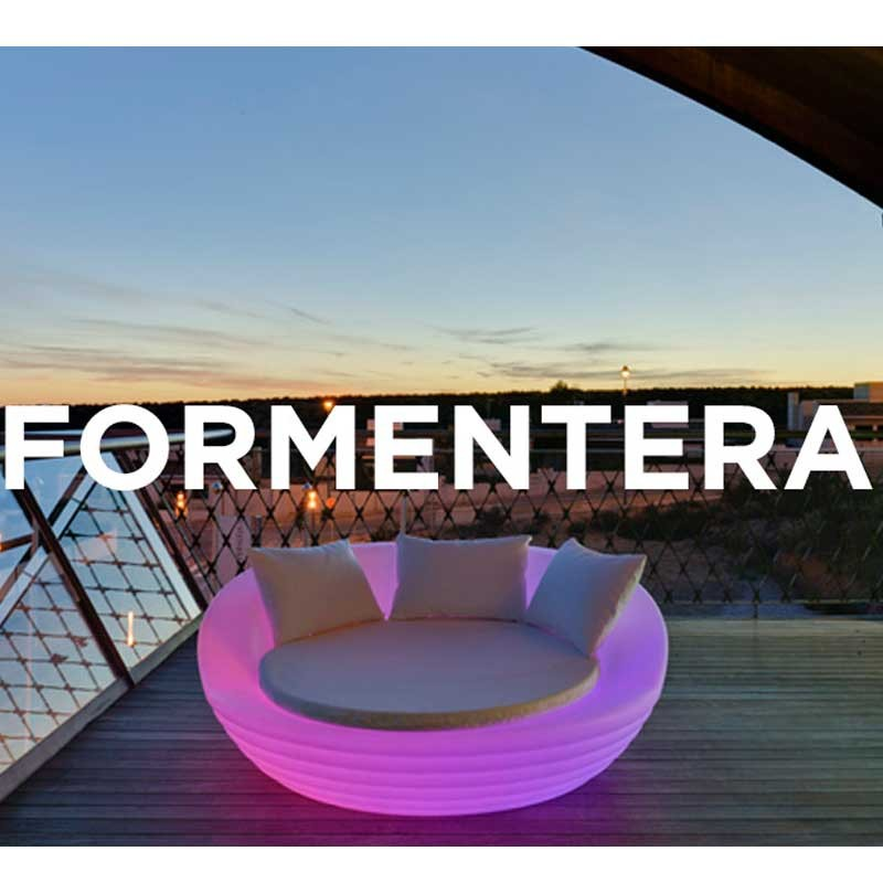 Bain de soleil FORMENTERA - Newgarden  - lemobilierlumineux.com