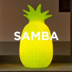 Lampe décorative en forme d'ananas -SAMBA - Newgarden