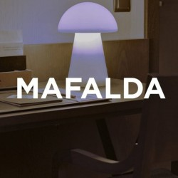 Lampe de table - MAFALDA - Newgarden