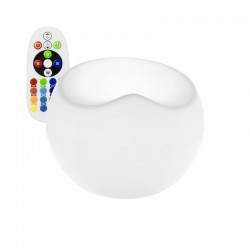 Pouf lumineux LED - lemobilierlumineux.com
