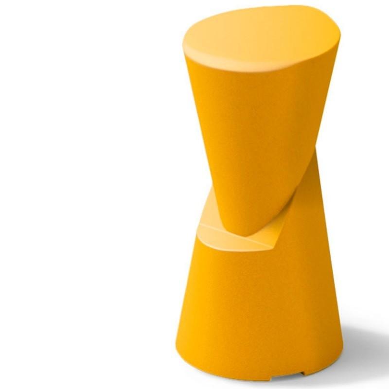 Tabouret de bar en couleur - DOST - LYXO
