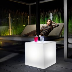 Cube lumineux - HOME FITTING - LYXO