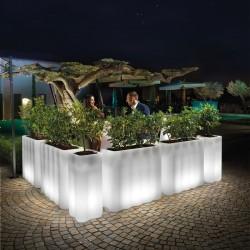Jardinière lumineuse - NEBULA - LYXO