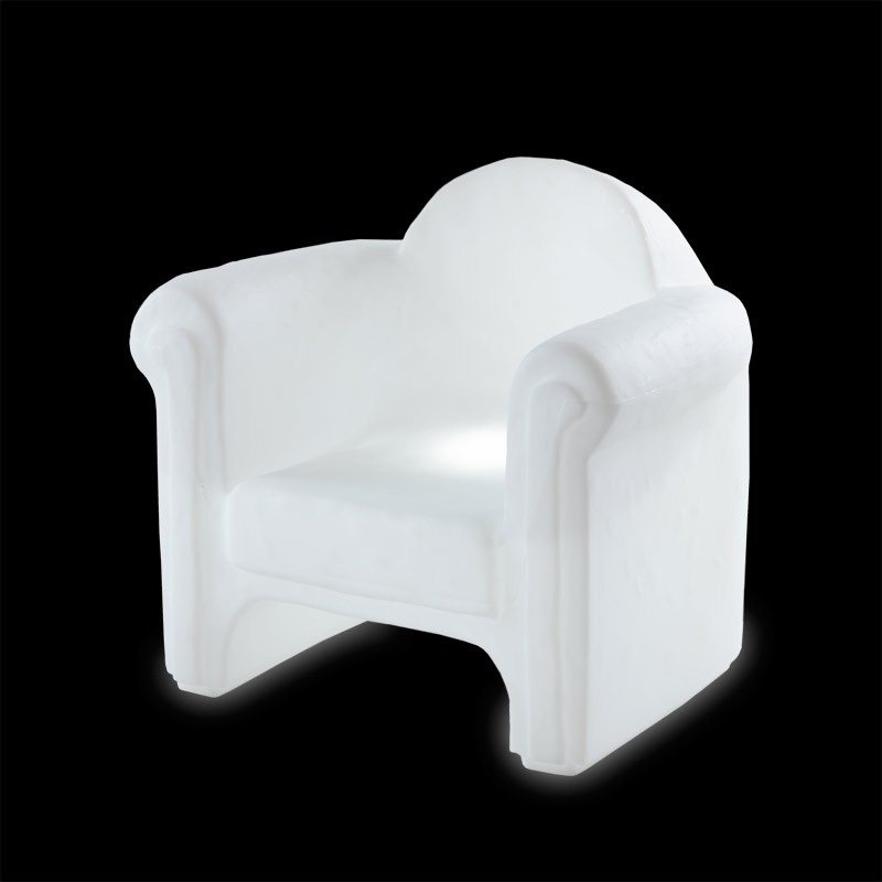 Fauteuil lumineux - EASY CHAIR - SLIDE
