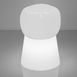Pouf lumineux LED - CIN CIN - SLIDE