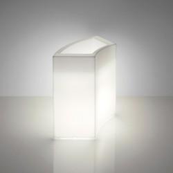 Porte-bouteilles ou un bac à glace lumineux - ICE BAR - SLIDE