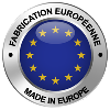mobilier extérieur fabriqué en Europe